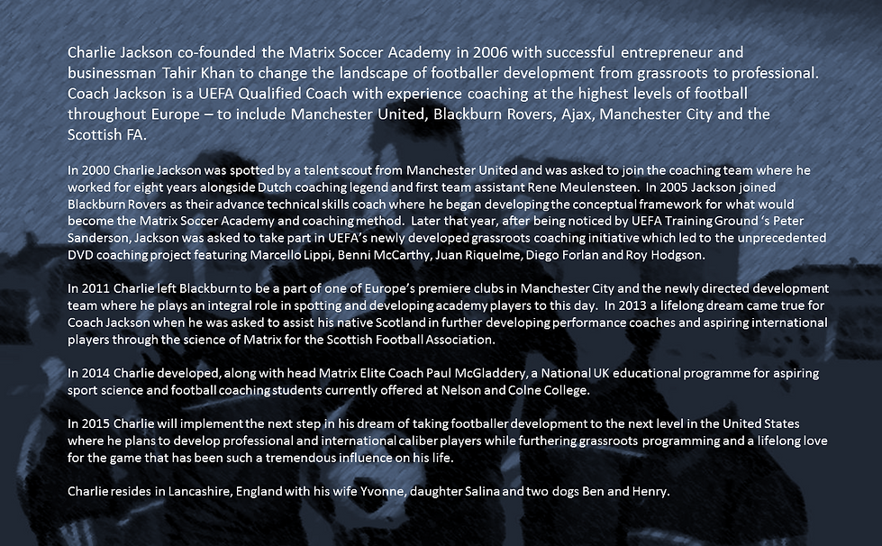 Charlie Jackson Manchester United Blackburn Rovers Manchester City uefa benni mccarthy rene meulensteen