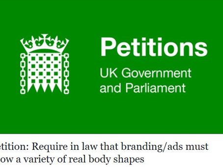 An open letter to adverts - the little petition that didn't
