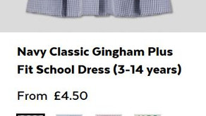 How school uniform is the latest body image blunder