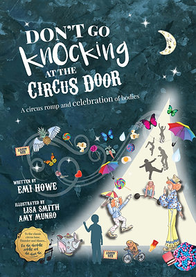 Event: Don't Go Knocking at the Circus Door Book Reading / Launch
