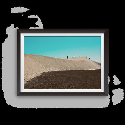 Dunes Wandering