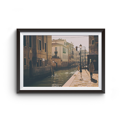 Venetian Afternoon