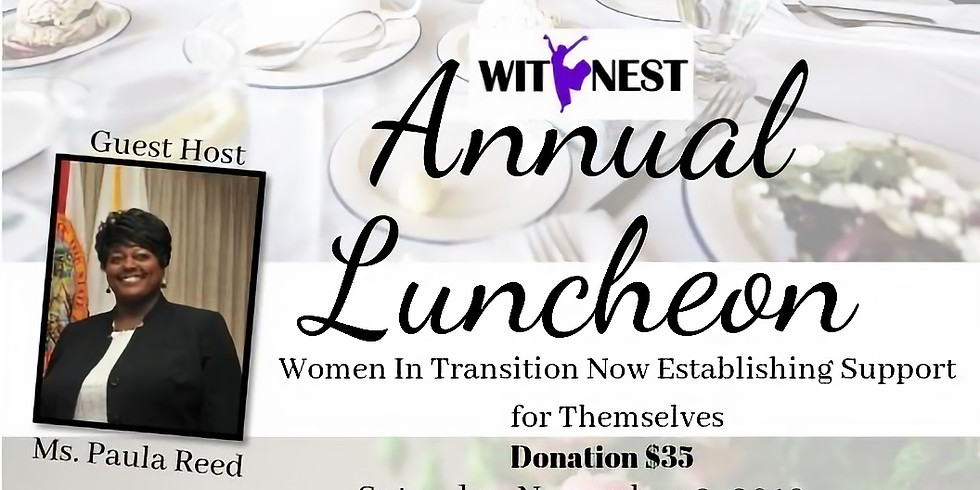 WIT-NEST ANNUAL LUNCHEON