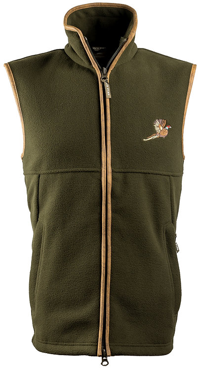 Jack Pyke Fleece Gilet Pheasant