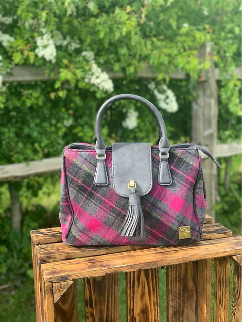House Of Tweed Tassel Bag click for more colours