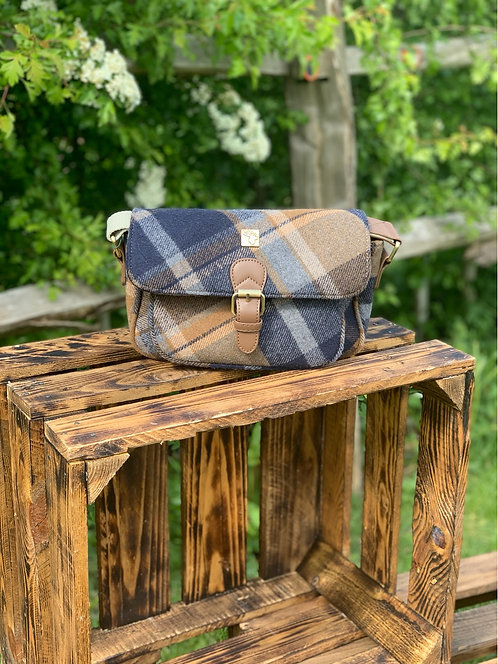 House Of Tweed Small Satchel click for more colours