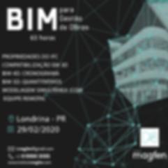Curso de BIM para orçamento e planejamento