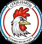 LOGO COQS-HARDS DEFINITIF POUR ERIC FORM
