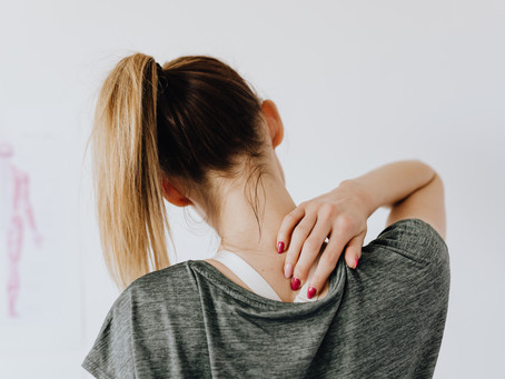Health Chatter: Common posture mistakes
