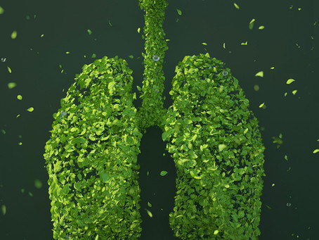 Health Chatter: Just Breathe