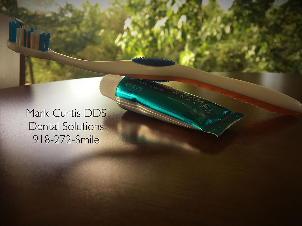 Dental Solutions Dr  Mark Curtis / The Owasso Dentist