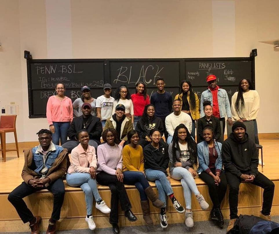 The Black Student League and Drexel's BSU