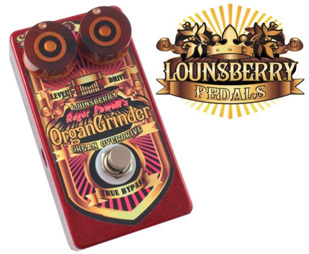 Lounsberry Pedals Names MJP Sales Inc Exclusive US Distributor