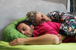 Fabio Troiano e Dino Abbrescia