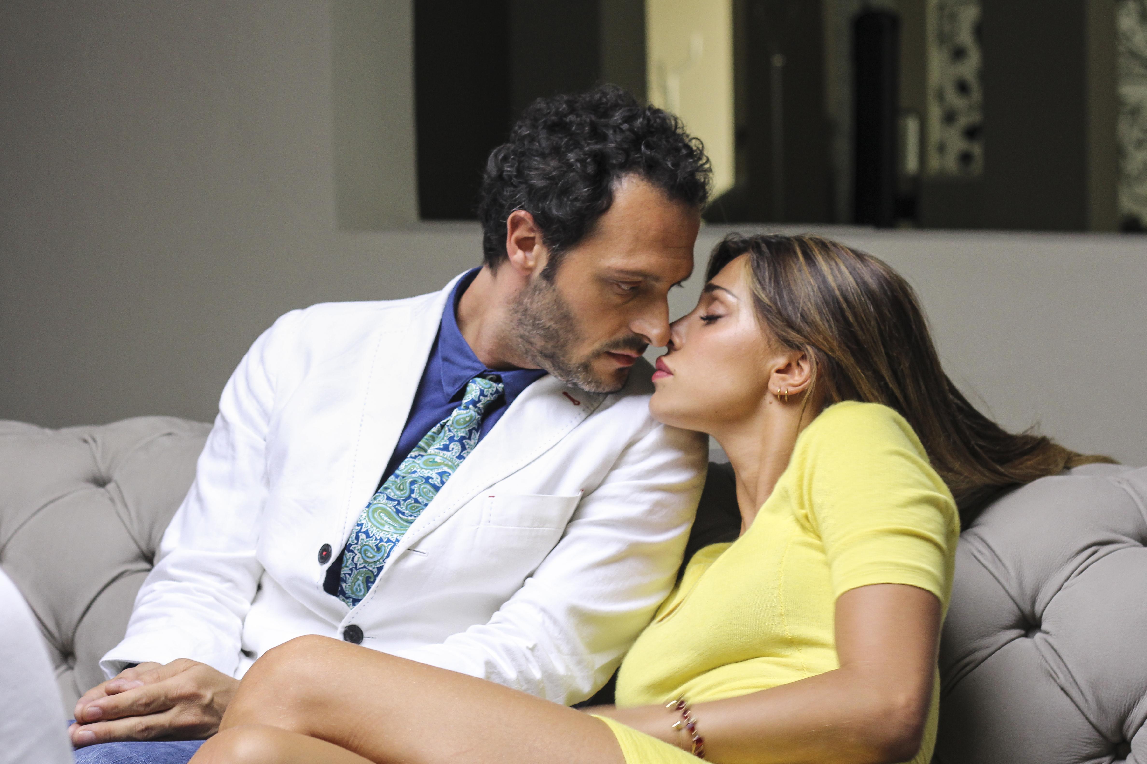 Fabio Troiano e Belen Rodriguez