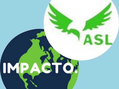 Intersectional Environmentalism - Podcast with IMPACTO.