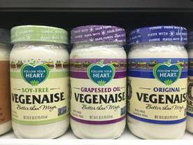 Vegenaise Jars