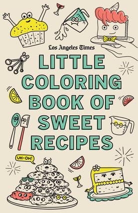 LA Times Coloring Book