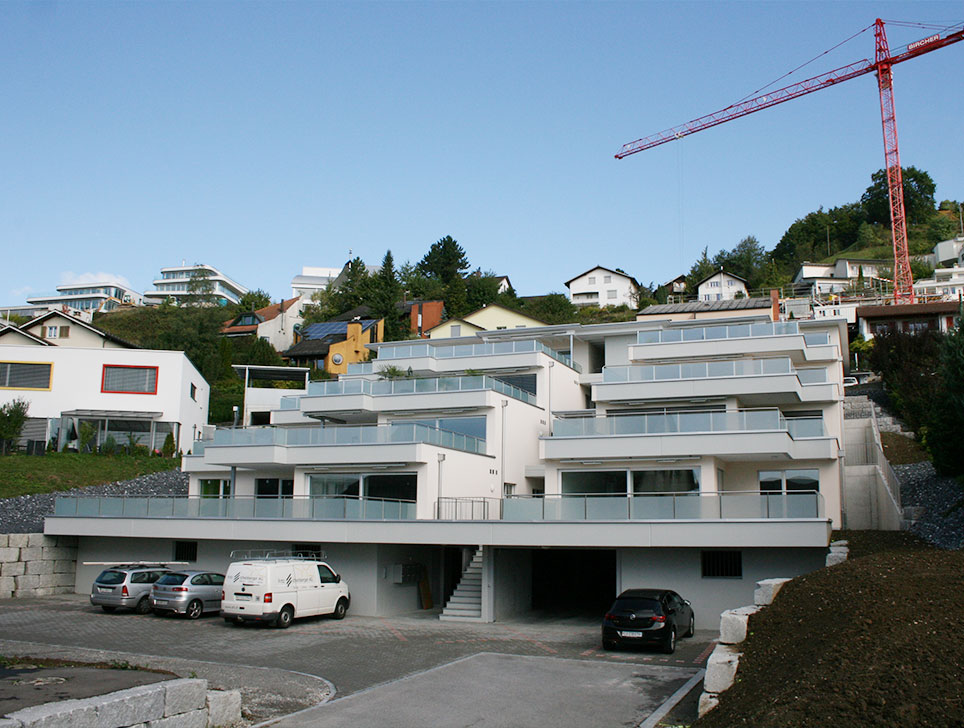 Terrassenhaus Erlinsbach