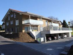 Mehrfamilienhaus Strengelbach