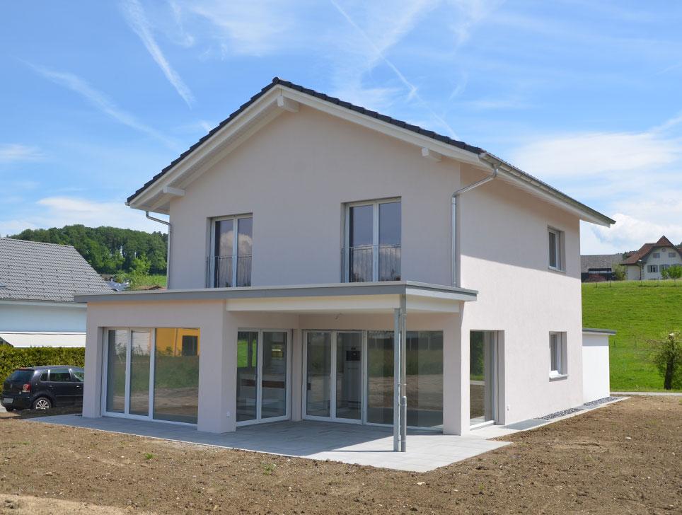 Einfamilienhaus Pfaffnau