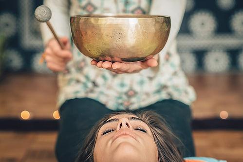 ingold coaching - klangschalen-massage entspannung stress unruhe