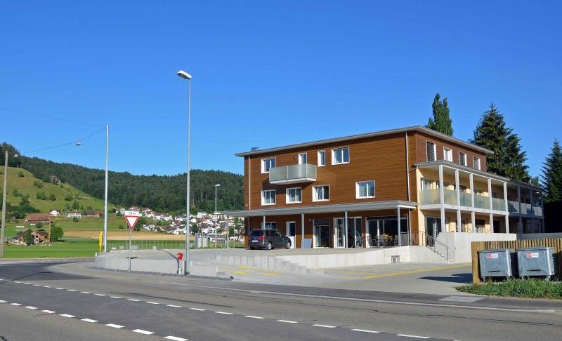 Neubau Aparthotel Dagmersellen