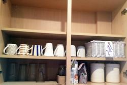 Organization creates space