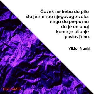 Introspektiv - Viktor Frankl