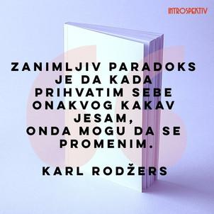 Introspektiv - Karl Rodžers
