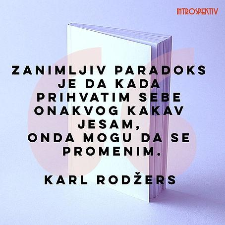 Karl Rodžers