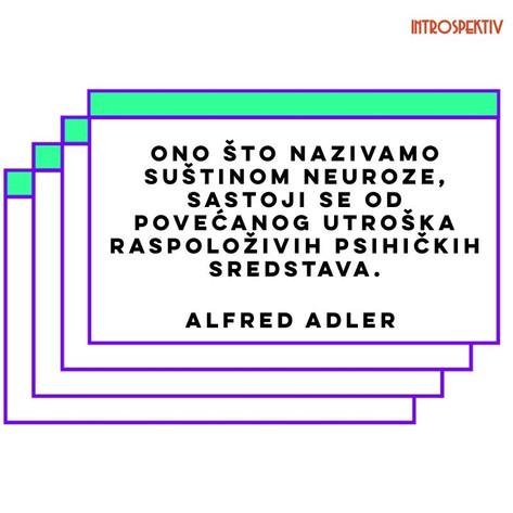 Introspektiv - Alfred Adler