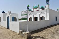 Masjid in Shikar Pur Sindh