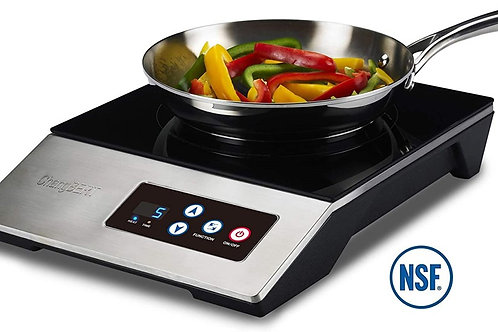 ChangBERT 1800W Portable Commercial/Household Induction Cooktop