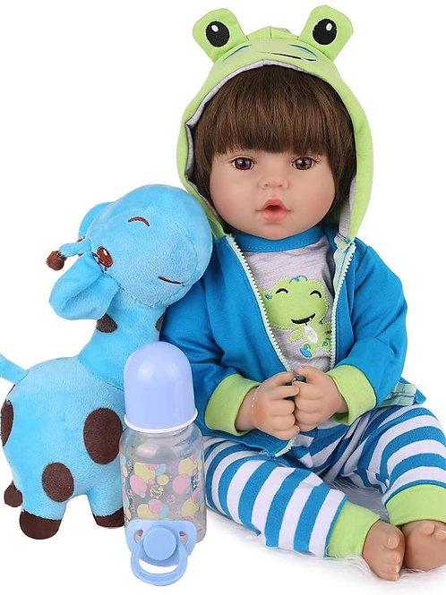 CHAREX Realistic Reborn Baby Boy Doll