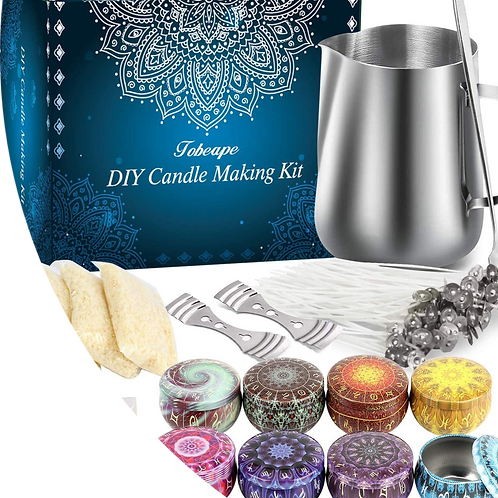 Tobeape DIY Candle Making Kit