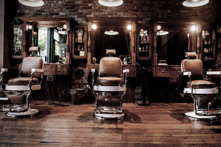 Barber Shop Conversations