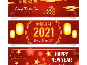 Happy Chinese New Year !