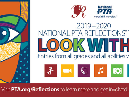 Calling all artists: PTA Reflections is open for entries