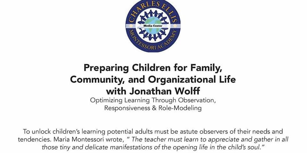 MESS Jonathan Wolff Workshop