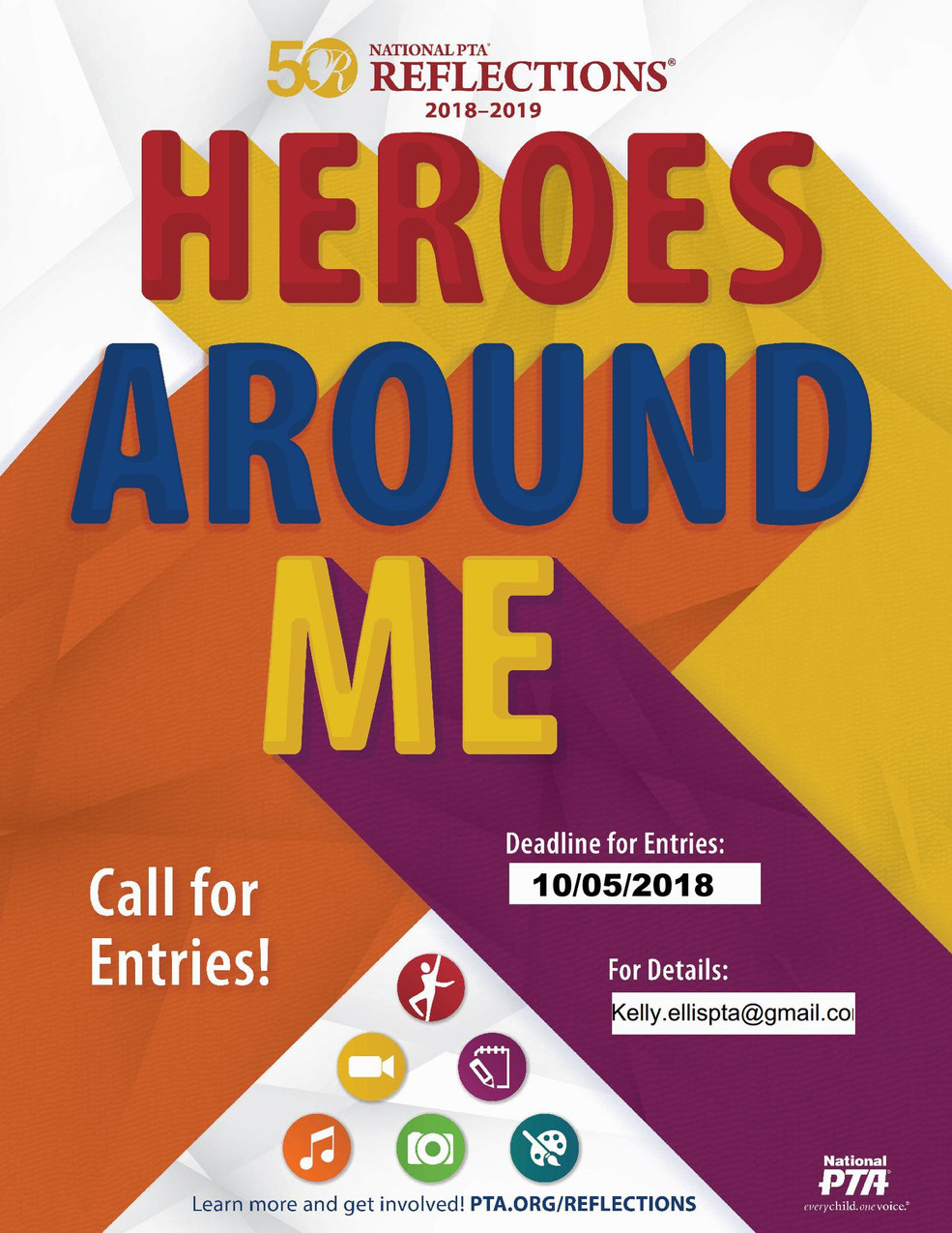 Reflections: Heroes Around Me