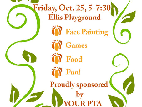 Fall Festival Sign Up