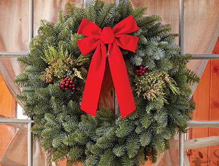 Holiday Greenery Sale Is Underway