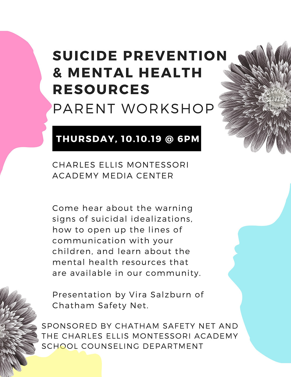 Suicide Prevention and Mental Health Resources