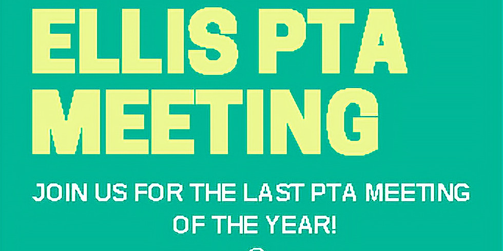 PTA General Meeting