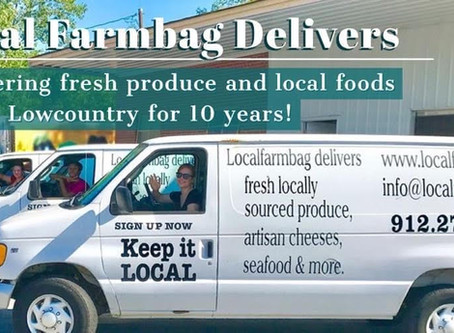 Local Farm Bag donates to our PTA-member teachers