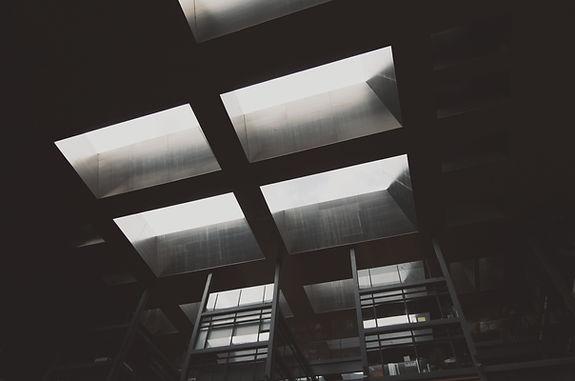 추상 천장