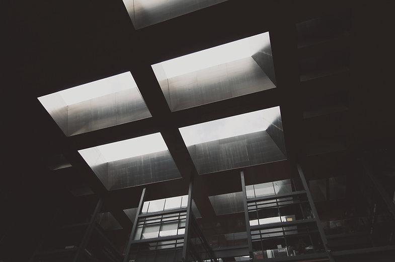 Абстрактный потолка