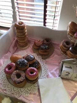 donut buffet