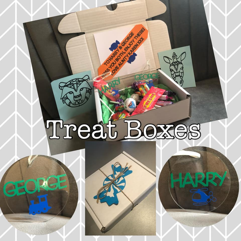Treat Boxes